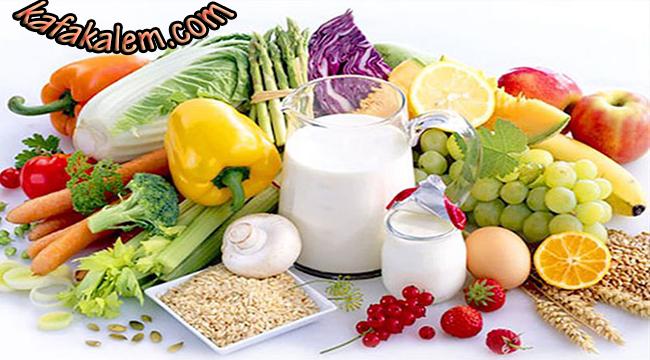 Sağlığımızı Korumanın Yolu: Beslenme ve Yiyecek Hazırlama Yolları
