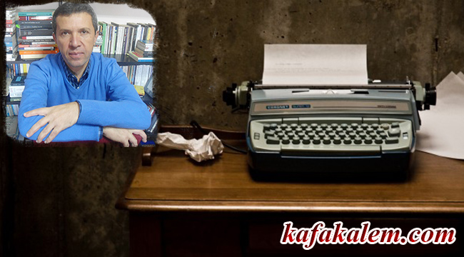 Necip Tosun'dan Yazar Olmak İsteyenlere Kitap Tavsiyesi