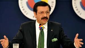 TOBB Başkanı Rıfat Hisarcıklıoğlu Önemli Konulara Değindi