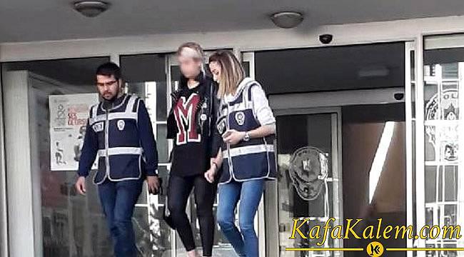 Erzurum Aziziye Tabyası'nda mayoyla fotoğraf çektiren kadın gözaltında