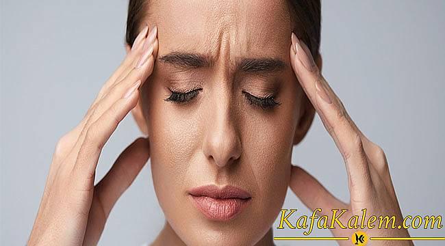 Migren Belirtileri ve Tedavisi! Her On Kişiden Biri Migren!