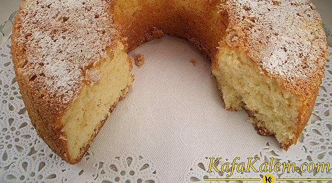 Muz Aroması İle Enfes Tat Bırakan Pratik Muzlu Pudingli Kek