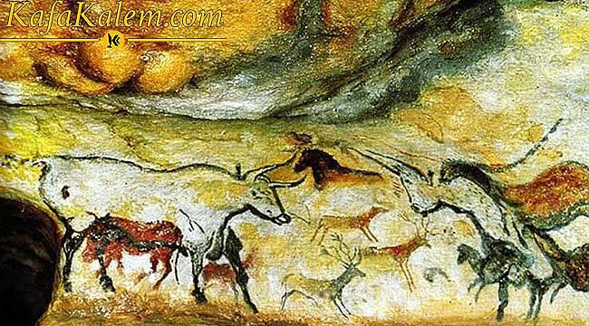 Resim Sanatının Tarih Boyunca Serüveni İlk Resimler Ve Ressamlar