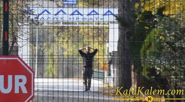 Sınır Dışı Edilen Avrupalı DAEŞ'liyi Yunanistan da Kabul Etmedi Arada Kaldı