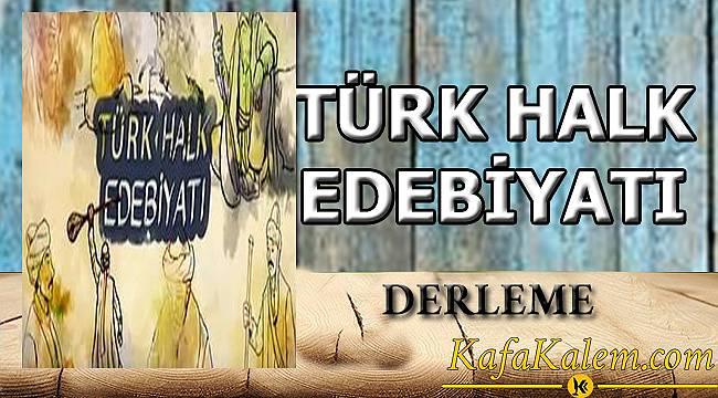 100 Temel Eser Özetleri Ve Kitap Yorumları: Türk Halk Şiiri