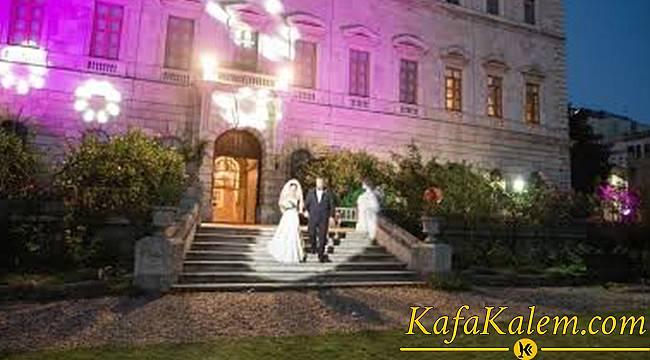 Düğün Organizasyonu Yapacaklara İstanbul'da Dış Çekim İçin En Güzel Mekanlar