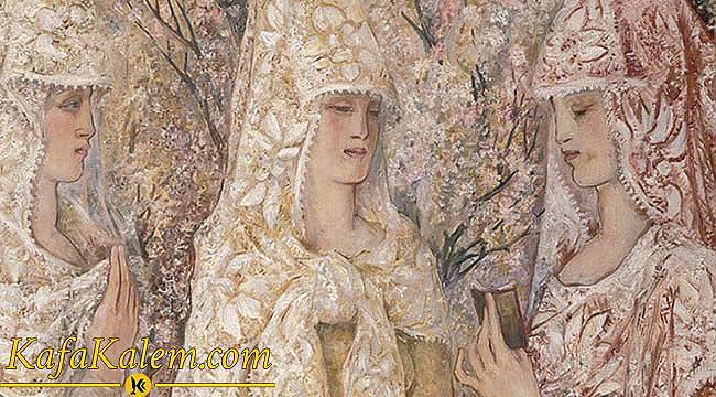 Dünya Tarihinde Resim Minyatür Hat El Yazısı Ustası Olan Kadın Sanatçılar Kimlerdir?