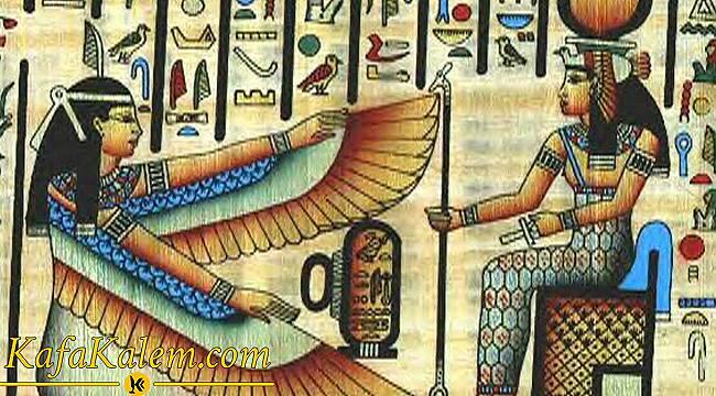 Eski Mısır Sanatının Genel Özelliklerini Barındıran Resimlerde Tasvir ve Renklendirme Nasıl Yapılırdı?