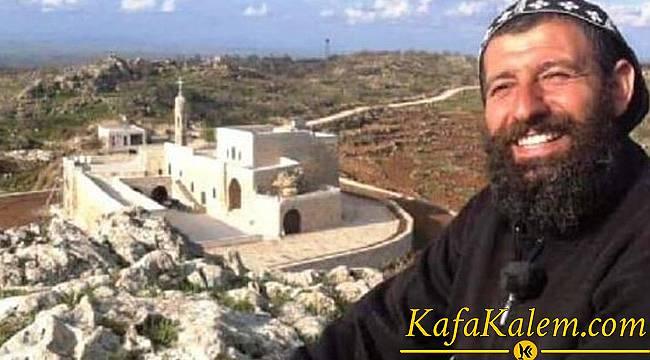 Mardin'deki Manastırda Rahibin Teröristleri Sakladığı Ortaya Çıktı!