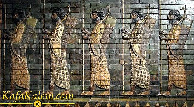 Mısır Sanatının Genel Özelliklerinden Ön Plana Çıkan Kabartma ve Resim