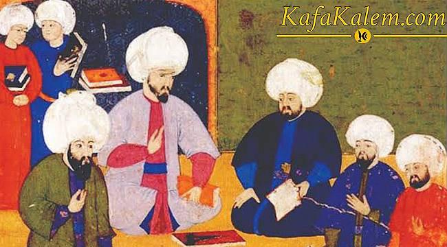 Osmanlı Devleti Sultan Orhan Devrinde Yaşayan Osmanlı Alimleri; Karaca Ahmet, Ahi Evran, Abdal Musa, Toklu Baba