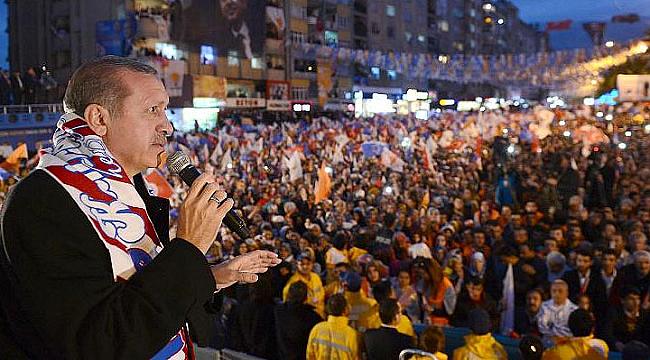 """Cumhurbaşkanı Erdoğan: """"Sinsi Çalışmalar Amacına Ulaşamayacak"""""""