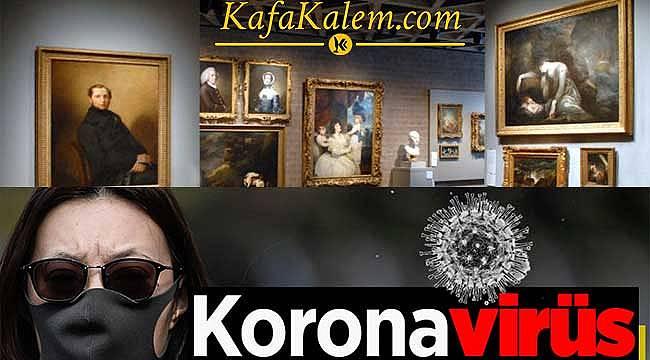 Corona Sanat Dünyasını İnternet Ortamına Taşıdı; Etkinlikler Sanal Medyada Olacak