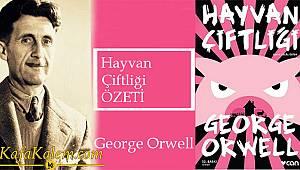 George Orwel – Hayvan Çiftliği Romanı Özeti ve Kitap Hakkında Tüm Merak Edilenler