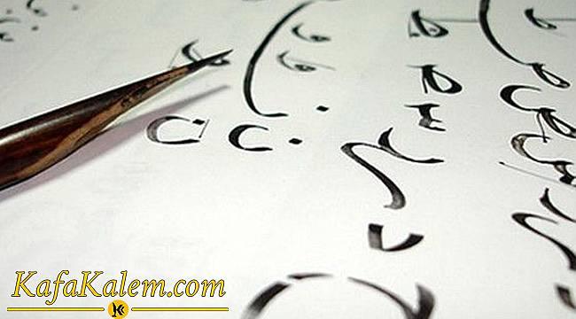 Arapça Öğrenmek İsteyenlere Pratik Giriş Arapça Notları