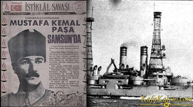 Atatürk'ü Samsun'a Padişah mı gönderdi? İngilizlerden izin alındı mı? 19 Mayıs hakkında tüm merak edilenler