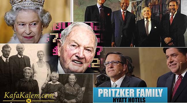 Dünyayı yöneten  zengin aileler; Devletlerden büyük gizli teşkilatların tamamı