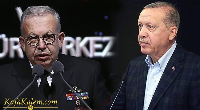 Fetömetreyi bulan Tümamiral Cihat Yaycı istifasından sonra Cumhurbaşkanı Erdoğan'a dair açıklamalar