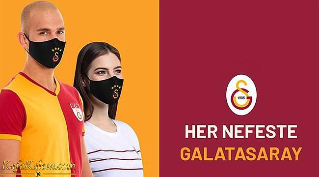 Galatasaray maskesi nerelerden alınır? GSStore internet sitesi koruyucu maske satışına başlıyor