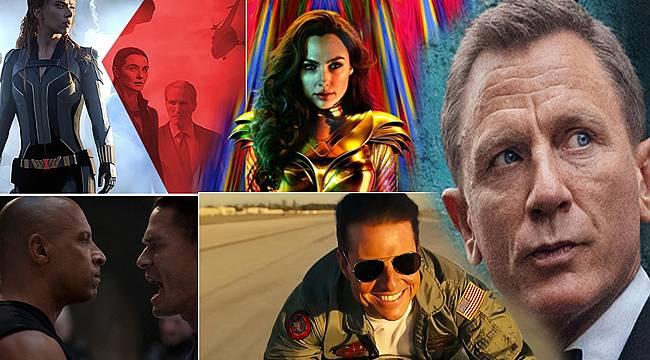 2020 yılında vizyona girmesi beklenen filmler; Sinemalar 1 Temmuz'da açılıyor