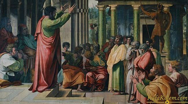 Dünyanın ilk üniversiteleri; Akademia ile Lykeion'un müfredatı ve hakkında kısa bilgiler