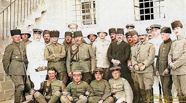 Osmanlı ordusunun düşmana göz açtırmayan Güney Amerikalı subayı: Nogales Mendes