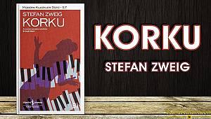 Stefan Zweig'ın popüler kitabı Korku; Psikolojik gerilim sürükleyici kitap önerisi