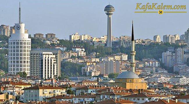 Ankara'da en çok konut alınan ilçelerin sıralaması belli oldu