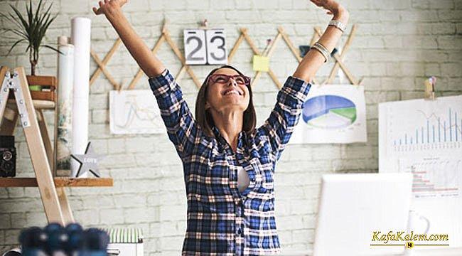 Hayatının kalitesini artırmak istiyorsan konfor alanından çık ve bu 4 alışkanlığı mutlaka edin!