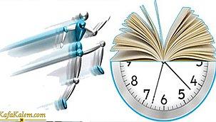 Hızlı kitap okumanın püf noktaları ve yapılması gereken egzersizler