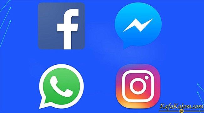 Instagram Facebook Messenger ve Whatsapp birleşiyor; Mark'ın yeni planı