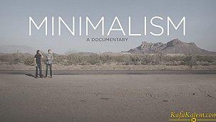 Minimalist bir yaşama giriş için kitap belgesel youtube kanalı ve dizi önerisi