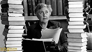 Dünyanın en sevilen polisiye yazarlarından biri; Agatha Christie kimdir?