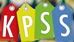 KPSS ortaöğretim puanları ne zamana kadar geçerli? 2001 nitelik kodu nedir?