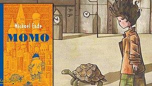 Mutlaka okunması gereken, çok satan muhteşem bir kitap; Momo