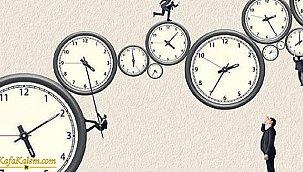 Zamanı etkin kullanmak için neler yapmalısınız? Pomodoro Tekniği nedir?