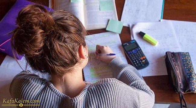 KPSS'ye hazırlanan adaylar neden çalışma programı yapılmalı; çalışma programı nasıl yapılır?