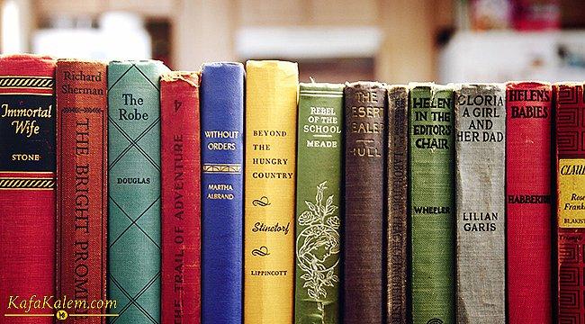 Ölmeden önce mutlaka okunması gereken kitaplar