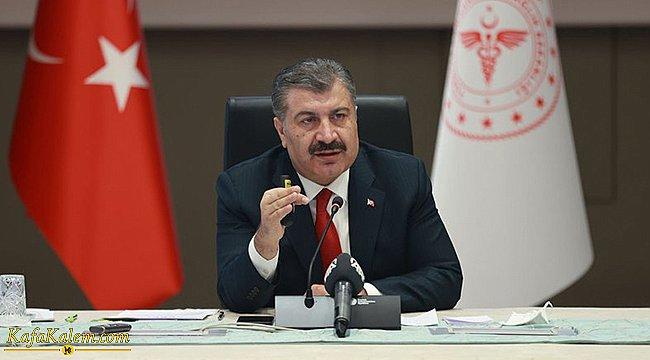 Sağlık Bakanı Fahrettin Koca'dan aşı ile ilgili önemli açıklamalar