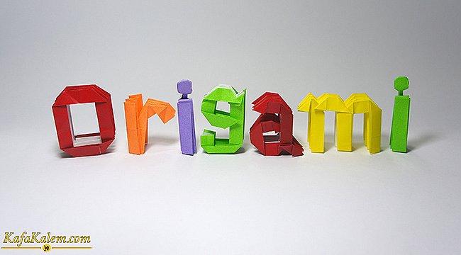 Origami nedir? Nasıl yapılır? Kağıt katlama sanatının etkileyici dünyası