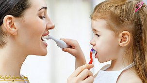 Ağız ve diş sağlıklarına dikkat edin; çocuklarda ağız ve diş bakımı nasıl olmalıdır?