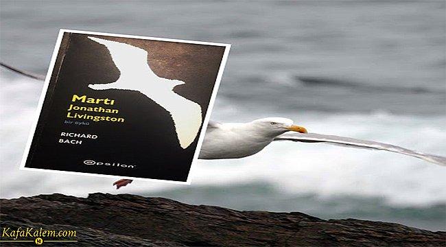 Martı Jonathan Livingston kitabı; konusu, ana fikri ve karakterleri