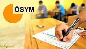 KPSS ön lisans sınavı ne zaman? 2021'de KPSS ön lisans sınavı yapılacak mı?