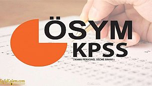 Lisans KPSS çalışırken işinize yarayacak genel kültür notları- 35