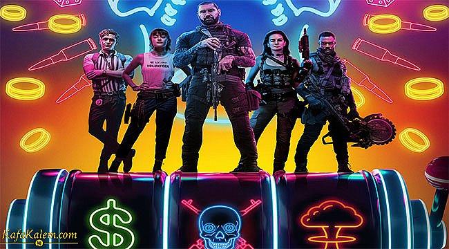 Netflix'in en yeni filmi; Ölüler Ordusu filminin konusu nedir? Oyuncuları kimlerdir?