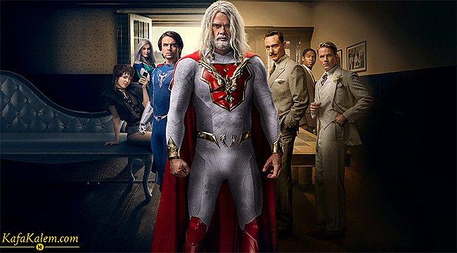 Netflix top 10 listesinde yer alan Jupiter's Legacy dizisinin konusu nedir? 2. sezonu onay aldı mı?