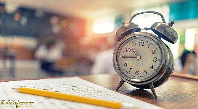 Ortaöğretim KPSS ne zaman yapılacak? Memur adaylarının sorumlu olduğu konular nelerdir?