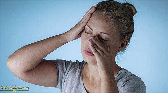 Sinüzitle başa çıkma yolları nelerdir? Evde uygulanabilecek yöntemlerle sinüziti hafifletmek mümkün müdür?