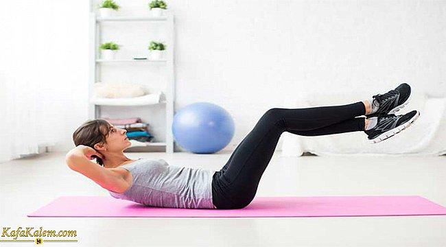 Spor salonunuzu ayağınıza getirin; işte evde spor yapmak için gereken belli başlı spor ekipmanları