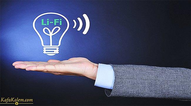 Wi-Fi teknolojisine rakip mi geliyor? Yeni teknoloji Li-Fi hakkında detaylar nelerdir?